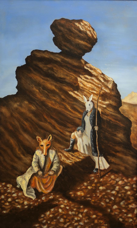 balance [fox and hare]